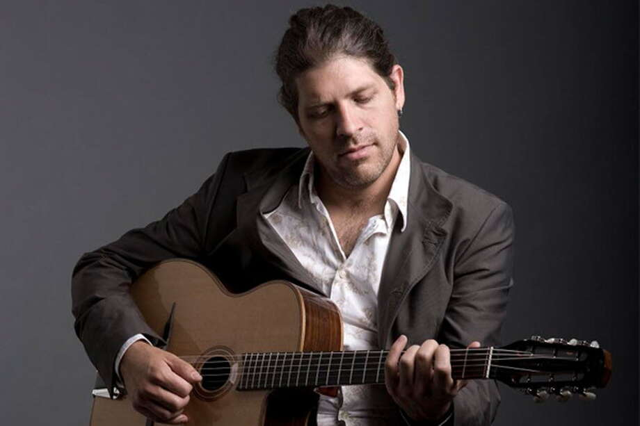 A French-born jazz guitarist, Stephane Wrembel is a purveyor of the gypsy jazz style the legendary Django Reinhardt pioneered and mastered. He plays at 7 and 9:30 p.m. Saturday at The Van Dyck in Schenectady. Click here for more information.
