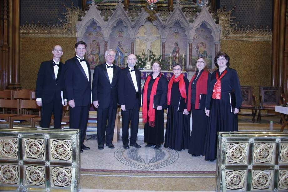 The Helderberg Madrigal Singers (Courtesy the artists)