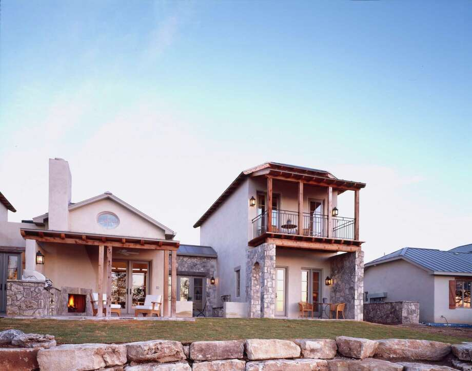 Stablewood Springs offers three floorplans for its 70 villas. Photo: COURTESY STABLEWOOD SPRINGS RESO / STABLEWOOD SPRINGS RESORT