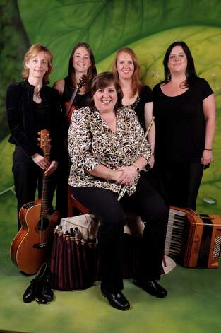 The Towne Crier Café will host ìA Celtic Christmas Evening with Cherish the Ladiesî on Friday, Dec. 21. Photo: Contributed Photo