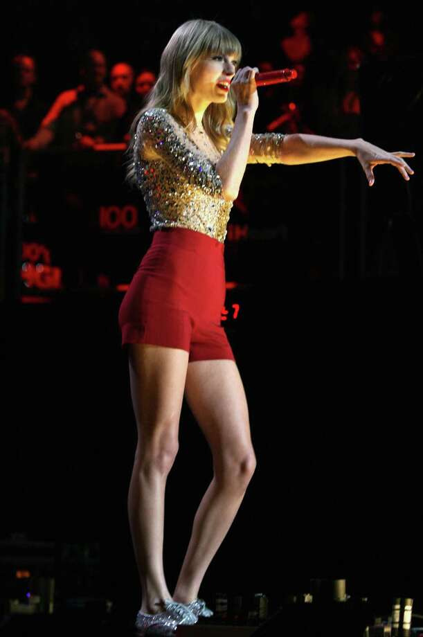 Favorite Female Artist: Taylor Swift Photo: Kevin Kane, (Credit Too Long, See Caption) / 2012 Getty Images