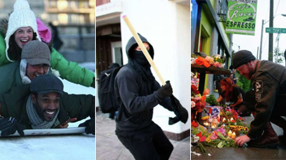 Click through to see seattlepi.com's 25 most popular news stories of 2012. Photo: Staff