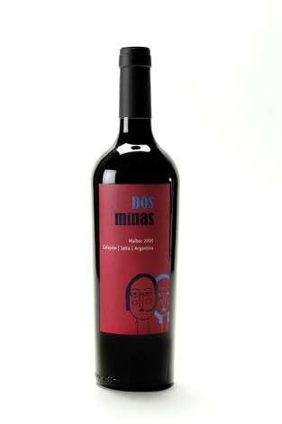 Dos Minas Malbec on Friday, Aug. 31, 2012, at the Times Union in Colonie, N.Y. (Cindy Schultz / Times Union) Photo: Cindy Schultz / 00019067A