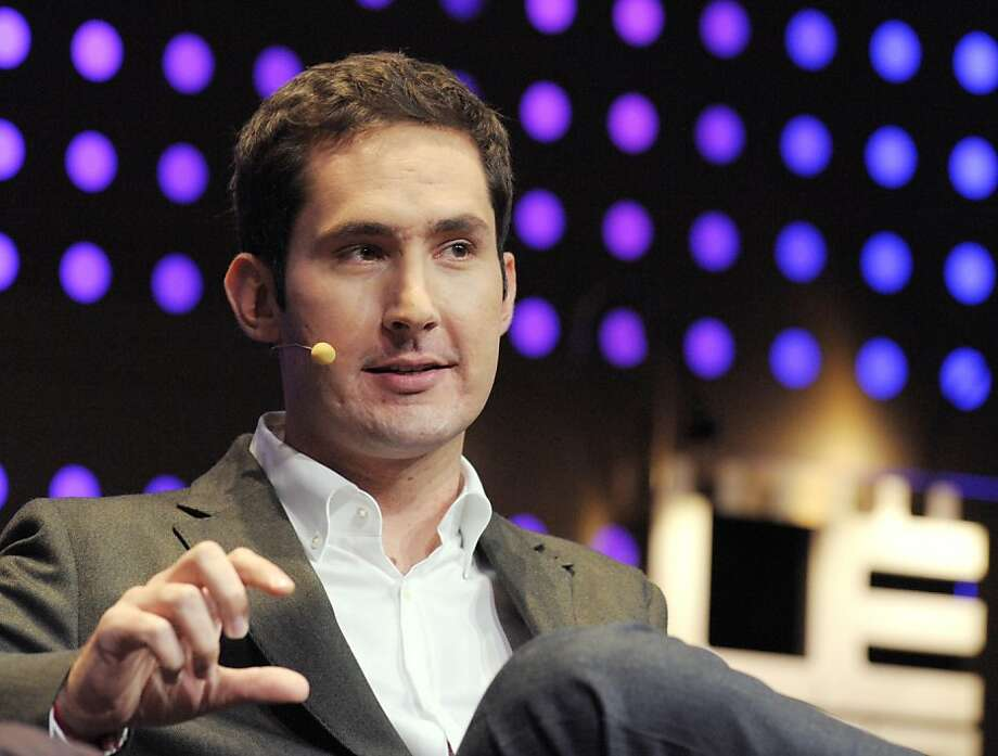 CEO and co-founder of Instagram Kevin Systrom. Photo: Eric Piermont, AFP/Getty Images