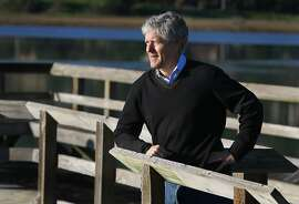 Auberge Resorts CEO Mark Harmon is seen in Mill Valley, Calif. on Thursday, Dec. 13, 2012.