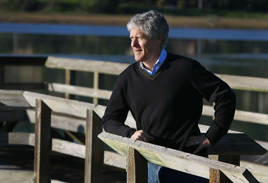 Auberge Resorts CEO Mark Harmon is seen in Mill Valley, Calif. on Thursday, Dec. 13, 2012. Photo: Paul Chinn, The Chronicle