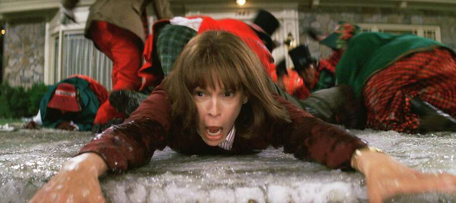 Jamie Lee Curtis in a scene from 'Christmas With the Kranks.' This movie airs several times on FX: 