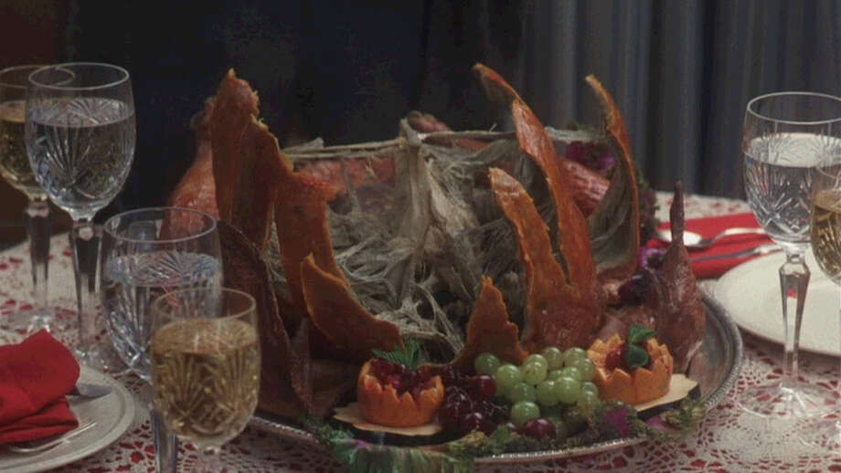 "The turkey is a little dry in ""National Lampoon's Christmas Vacation."" ABC Family will air this several times during the holidays.