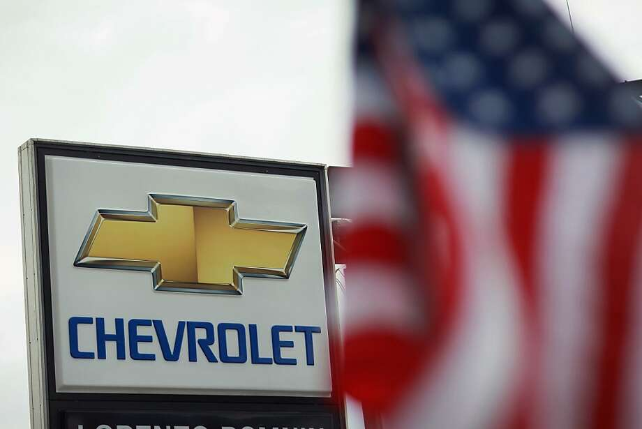 General Motors will buy 200 million of its shares from the U.S. Treasury, a payback on the bailout. Photo: Joe Raedle, Getty Images