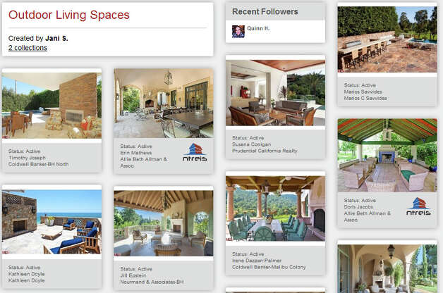 Redfin collects themed home galleries