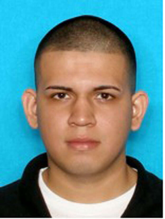 Nicholas Paul Saldana, 22, is wanted in connection with the beating death of a man and injury of the man's son on Dec. 5. Courtesy photo.