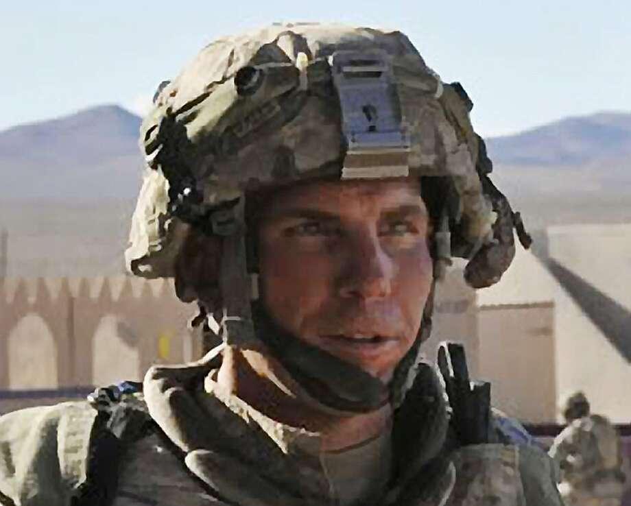 Staff Sgt. Robert Bales is accused of killing 16 Afghan civilians, including nine kids. Photo: Spc. Ryan Hallock, Associated Press