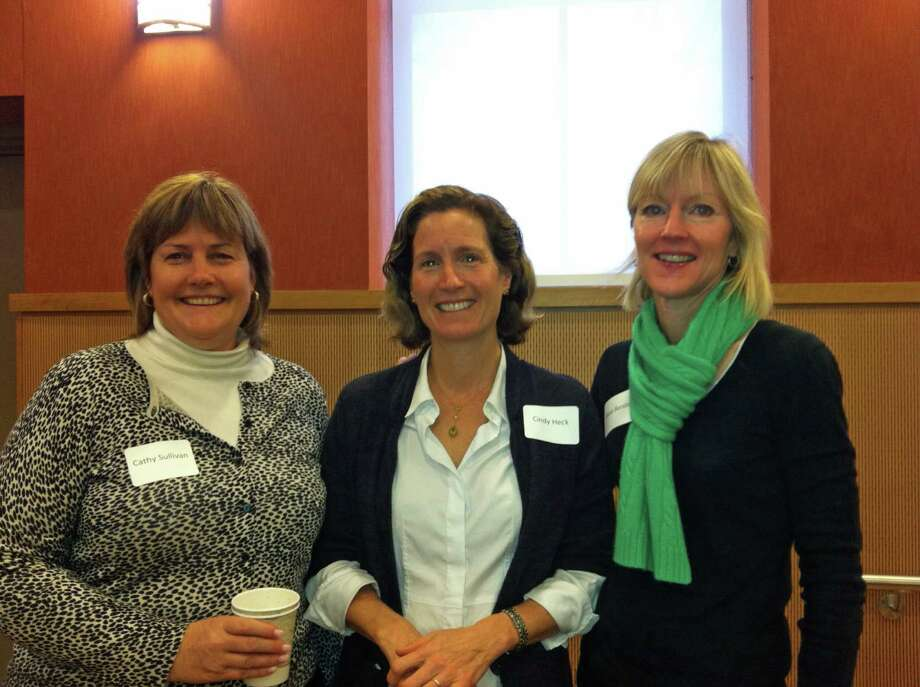 Aging in Place+Gallivant newly elected board members Cathy Sullivan, Cindy Heck and Diane Barston. Photo: Contributed Photo