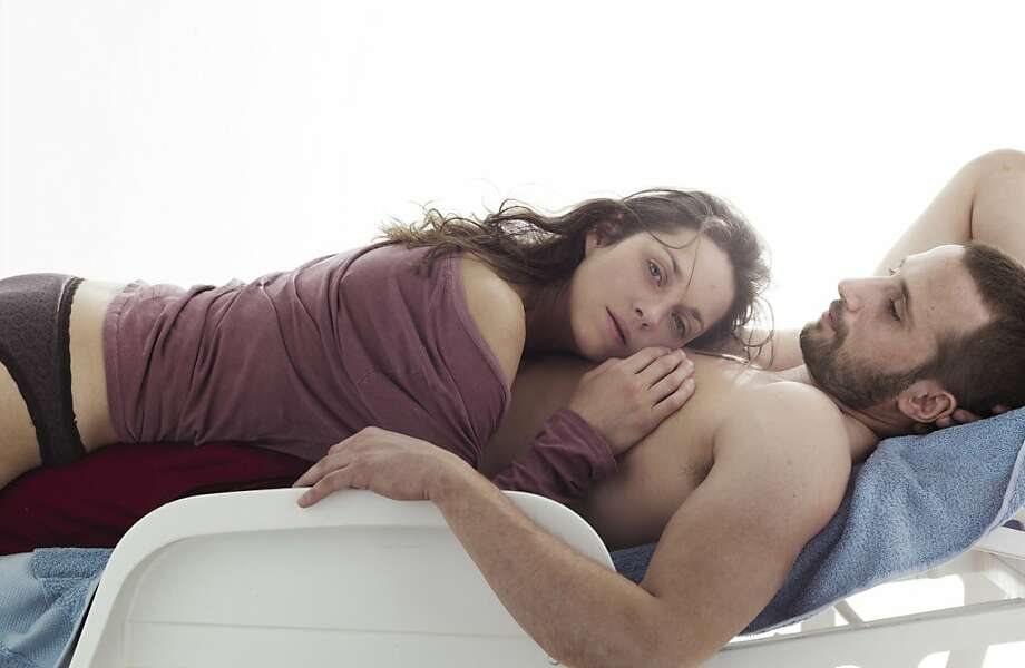 """Stephanie (Marion Cotillard) and Ali (Matthias Schoenaerts) are from opposite worlds in """"Rust and Bone."""" Photo: Jean-Baptiste Modino, Sony Pictures Classics"""