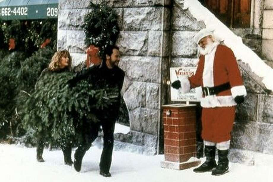 "Meg Ryan and Billy Crystal in ""When Harry Met Sally ..."": Christmas fare? Photo: Columbia Pictures 1989"