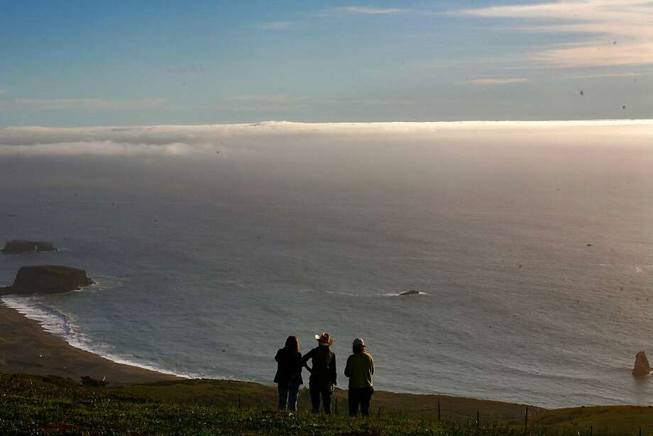 The Jenner coast, north of Bodega Bay, had been studied for possible energy exploration. Photo: Brian L Frank, Special To The Chronicle