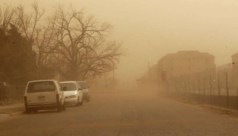 Dealing with the occasional dust storm is part of life in Lubbock. One writer who covers the Big 12 says the conference's best city is ... Lubbock. Get to know more about Lubbock and the Big 12's other cities in this gallery.  Photo: Zach Long, Associated Press / Lubbock Avalanche-Journal