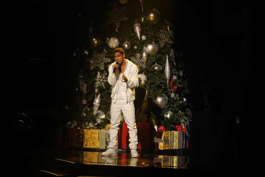 THE X FACTOR:  Arin Ray performs on THE X FACTOR, Wednesday, Dec. 19 (8:00-9:00PM ET/PT) on FOX.  CR: Frank Micelotta / FOX.