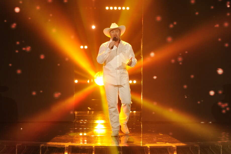 THE X FACTOR:  Tate Stevens performs on THE X FACTOR, Wednesday, Dec. 19 (8:00-9:00PM ET/PT) on FOX.  CR: Frank Micelotta / FOX.