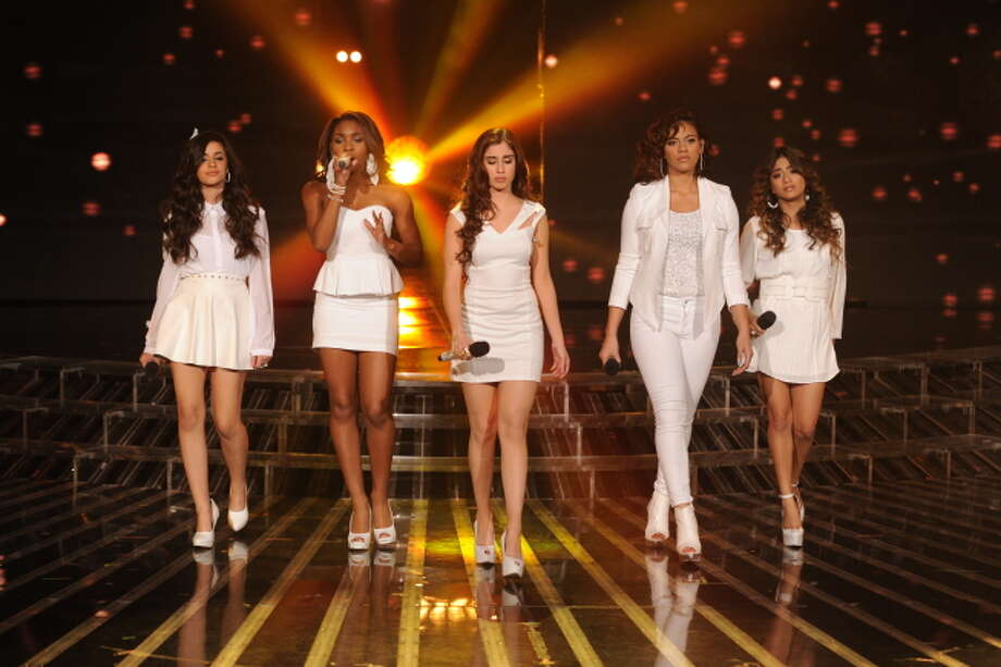 THE X FACTOR:  Fifth Harmony perform on THE X FACTOR, Wednesday, Dec. 19 (8:00-9:00PM ET/PT) on FOX.  CR: Frank Micelotta / FOX.