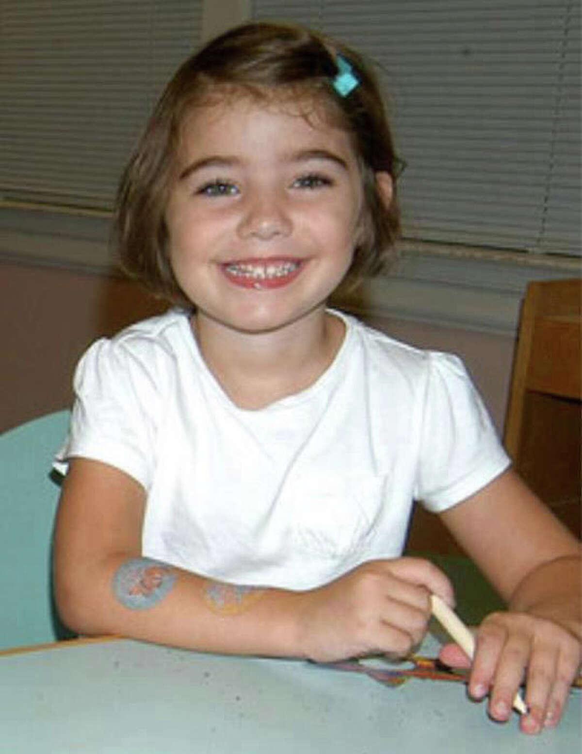 Caroline Previdi died in the Sandy Hook Elementary School shooting in Newtown, Conn. on Friday, Dec. 14, 2012.