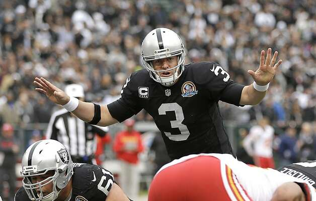 Raiders' Palmer sees a brighter future