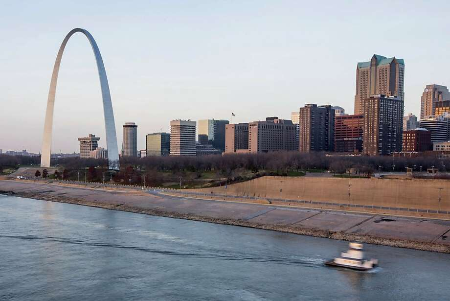 Arch Grants offers money to startups who move to St. Louis and create jobs. Other cities, like San Francisco, give tax breaks to the companies. Photo: Whitney Curtis, Bloomberg