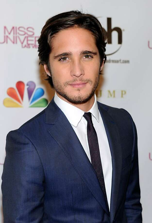 LAS VEGAS, NV - DECEMBER 19:  Actor and pageant judge Diego Boneta arrives at the 2012 Miss Universe Pageant at Planet Hollywood Resort & Casino on December 19, 2012 in Las Vegas, Nevada.  (Photo by David Becker/Getty Images) Photo: David Becker, Getty Images