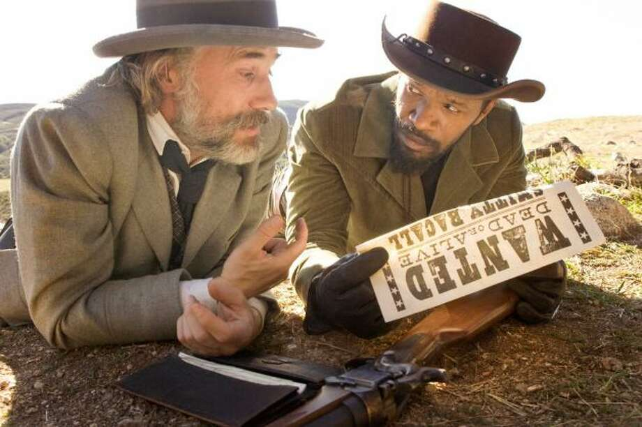 Django -- this is two and a half hours of fun, with at least two best supporting actor contenders in there.