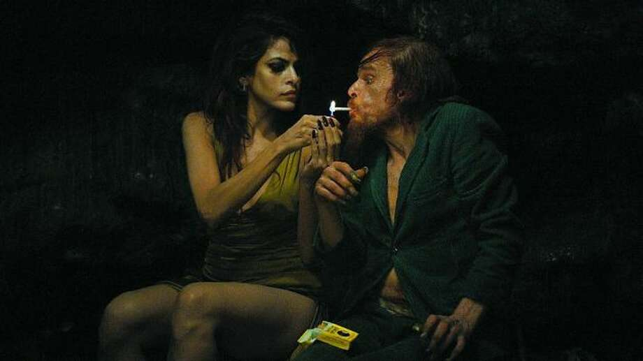 Holy Motors -- eccentric French entry that is getting some buzz.