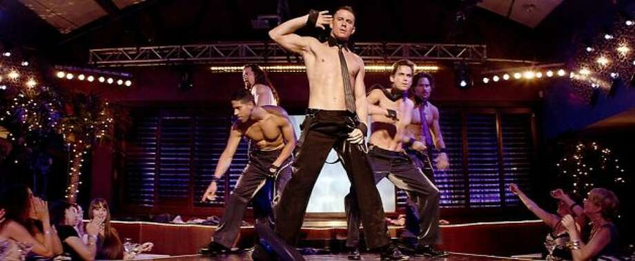 Magic Mike -- this seemed likely to make most top ten lists a month ago.  Then the studios rolled out their best movies.