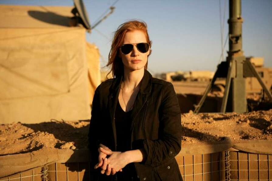 Zero Dark Thirty -- Kathryn Bigelow's latest is even better than her Oscar-winning The Hurt Locker.
