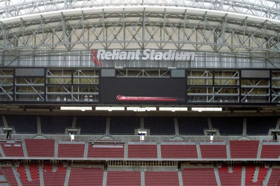Reliant's current scoreboard. (Photo: HC)
