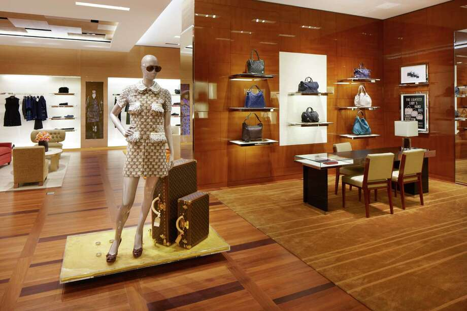 slug: The Louis Vuitton store in the Galleria. Photo: Louis Vuitton