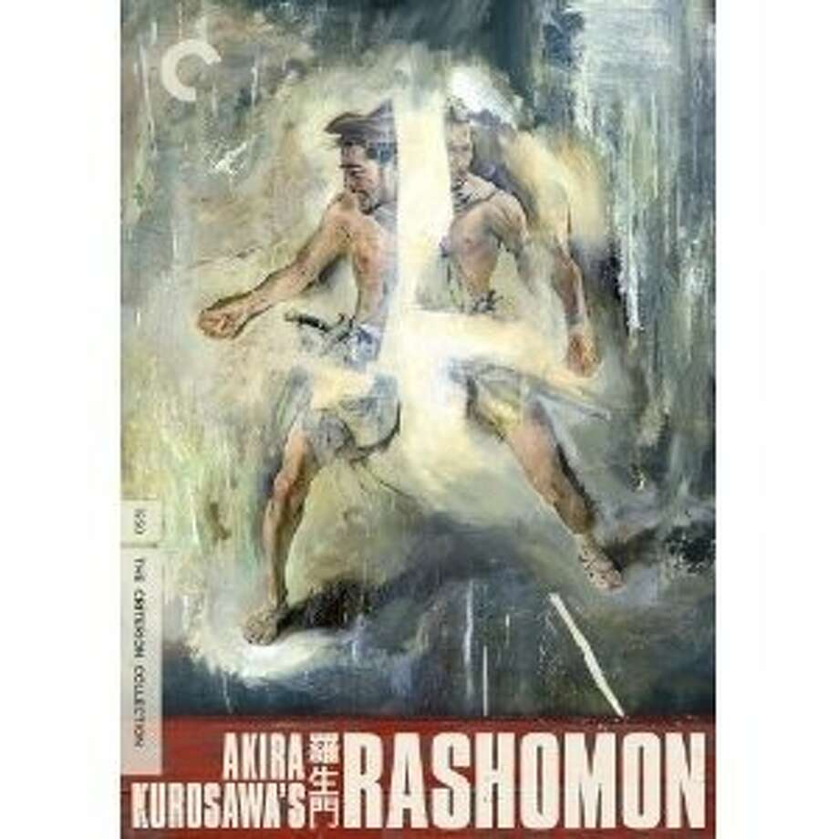 dvd cover RASHOMON Photo: Criterion Collection, Amazon.com