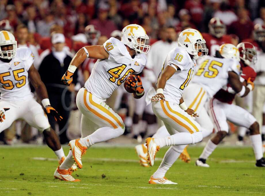 9. Tennessee Volunteers 