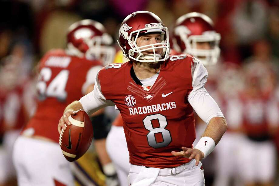 10. Arkansas Razorbacks 
