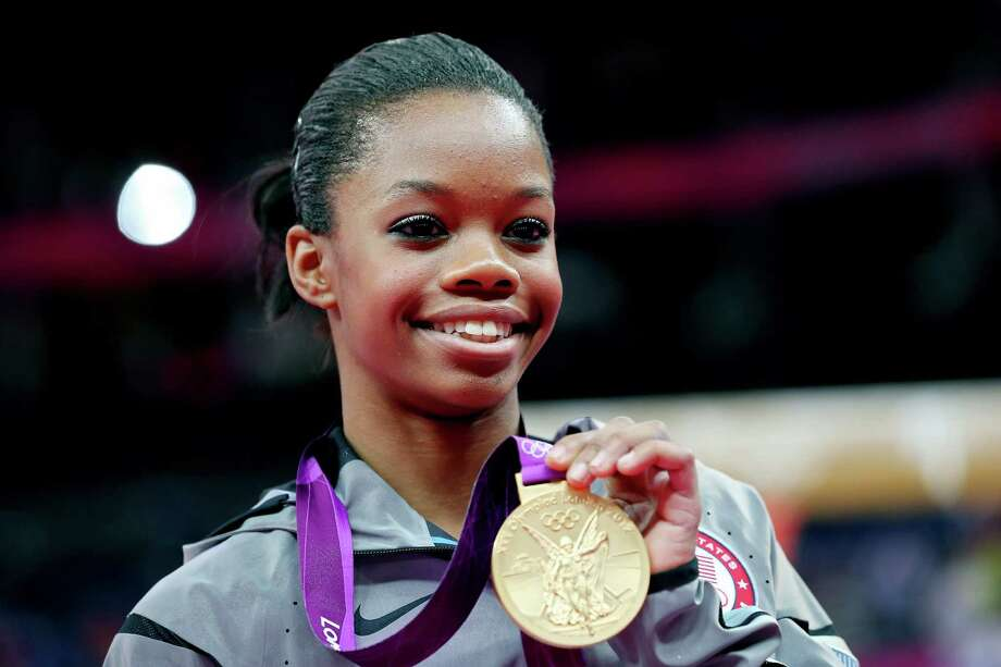 "Olympic gold medal gymnast Gabrielle Douglas says faith has always played a big role in her life. ""I don't know where I would be without it today,"" she says. Photo: Ronald Martinez, Staff / 2012 Getty Images"