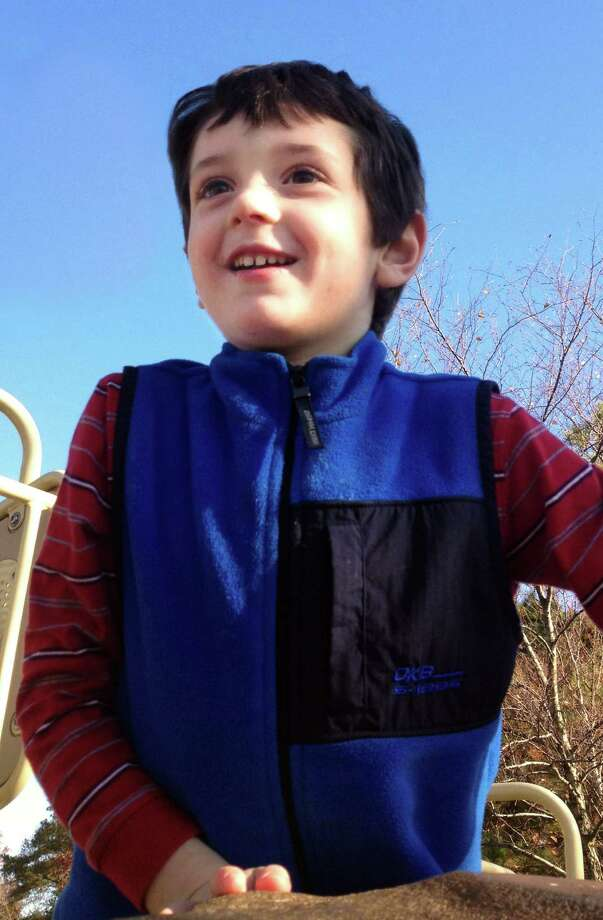 This undated photo made available on behalf of the Wheeler family shows Benjamin Wheeler, 6. Wheeler was killed on Friday, Dec. 14, 2012, when a gunman walked into Sandy Hook Elementary School in Newtown, Conn. and opened fire, killing 26 people, including 20 children. Photo: Associated Press