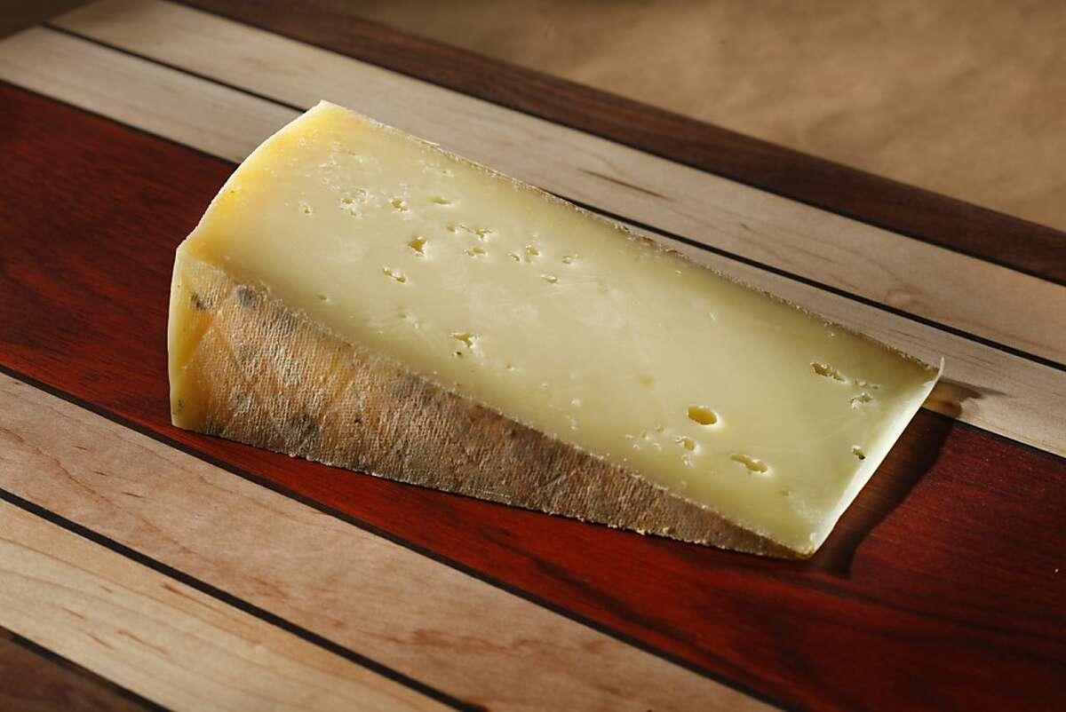 Saulnois cheese as seen in San Francisco, California, on Tuesday, December 11, 2012.