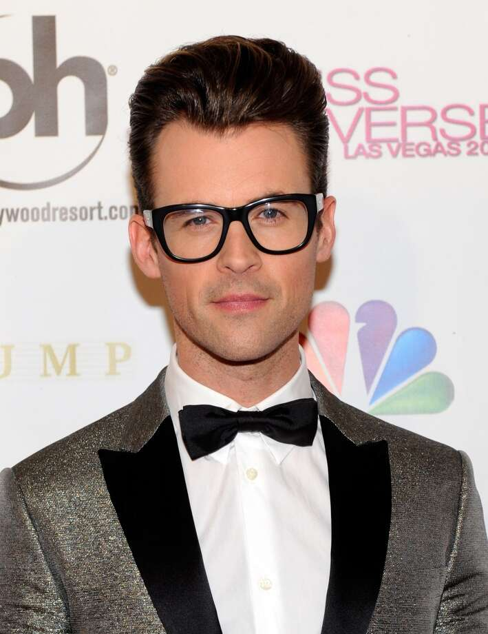 Stylist, television personality and pageant judge Brad Goreski arrives at the 2012 Miss Universe Pageant at Planet Hollywood Resort & Casino on December 19, 2012 in Las Vegas, Nevada.  (Photo by David Becker/Getty Images) (Getty Images)