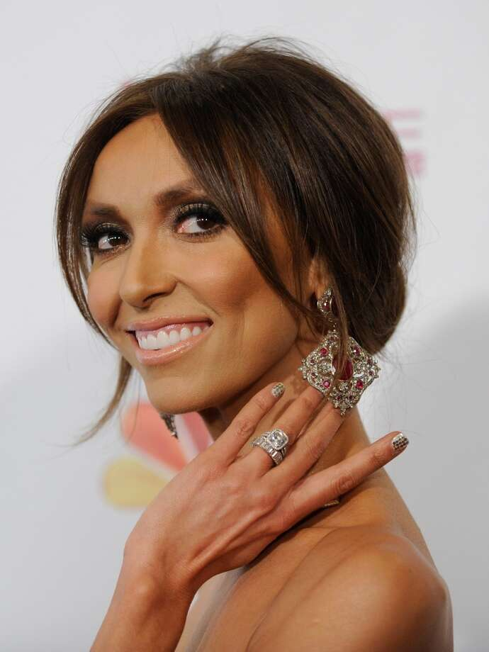 Television personality and pageant co-host Giuliana Rancic arrives at the 2012 Miss Universe Pageant at Planet Hollywood Resort & Casino on December 19, 2012 in Las Vegas, Nevada.  (Photo by David Becker/Getty Images) (Getty Images)