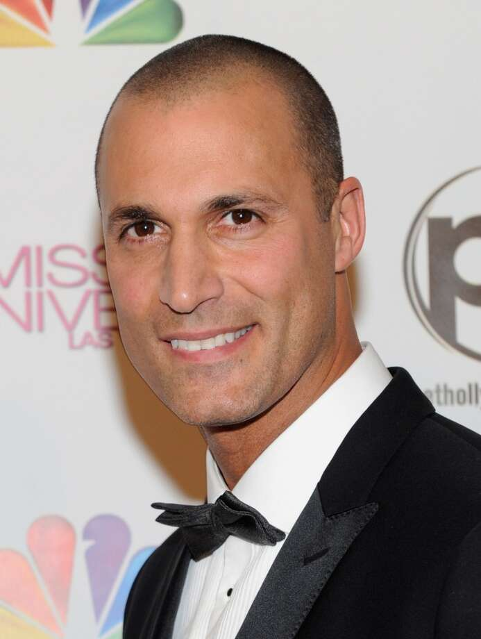 Photographer, television personality and pageant judge Nigel Barker arrives at the 2012 Miss Universe Pageant at Planet Hollywood Resort & Casino on December 19, 2012 in Las Vegas, Nevada.  (Photo by David Becker/Getty Images) (Getty Images)