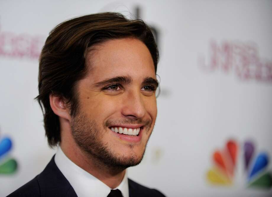 Actor and pageant judge Diego Boneta arrives at the 2012 Miss Universe Pageant at Planet Hollywood Resort & Casino on December 19, 2012 in Las Vegas, Nevada.  (Photo by David Becker/Getty Images) (Getty Images)