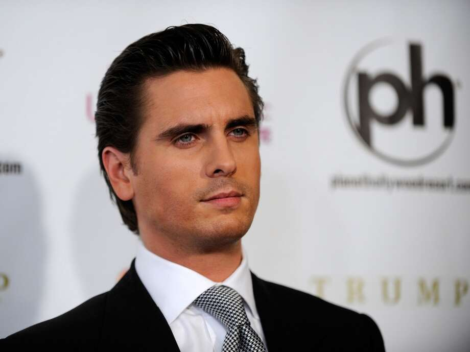 Television personality and pageant judge Scott Disick arrives at the 2012 Miss Universe Pageant at Planet Hollywood Resort & Casino on December 19, 2012 in Las Vegas, Nevada.  (Photo by David Becker/Getty Images) (Getty Images)