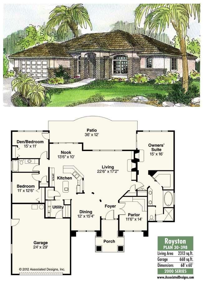 Royston Plan 30-398