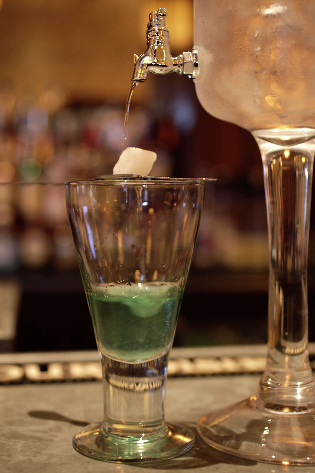 No need to fear absinthe now.