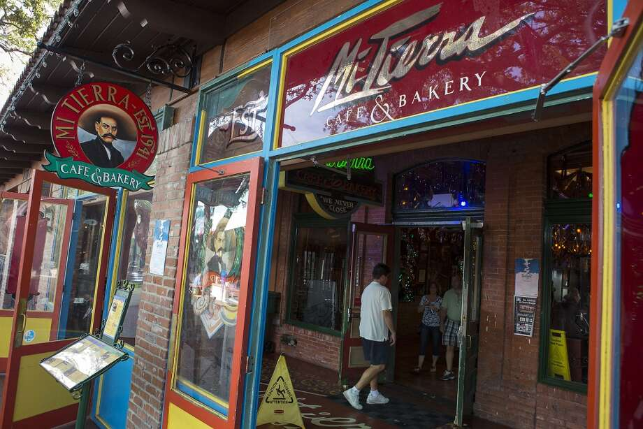 Go to Mi Tierra for a bowl of menudo (to sober up). (San Antonio Express-News)