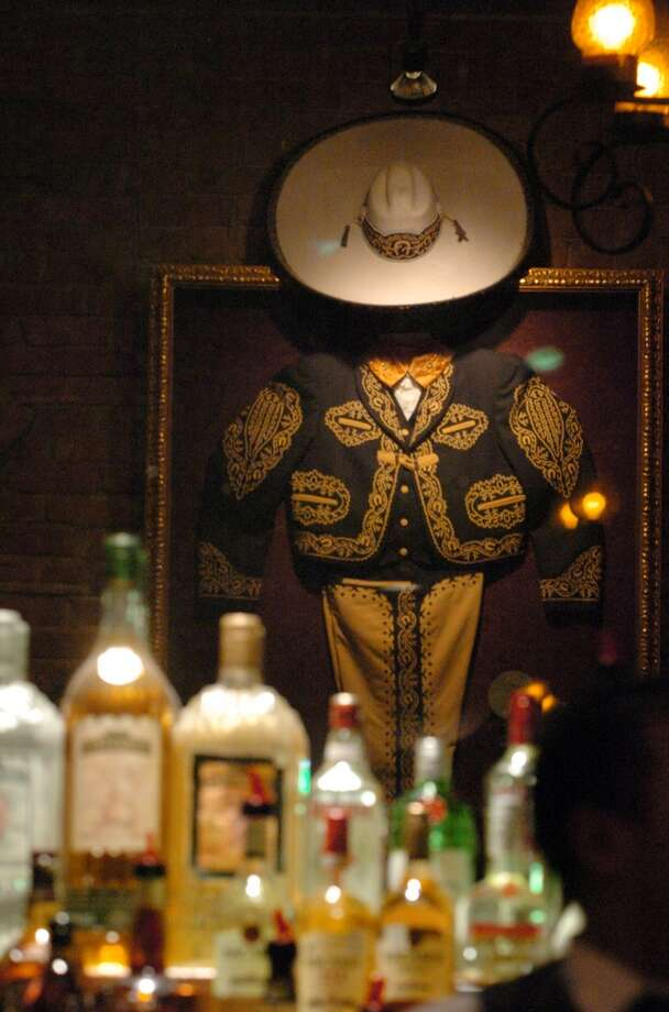 Tequila shots at Mi Tierra's Mariachi Bar! (SAN ANTONIO EXPRESS-NEWS)