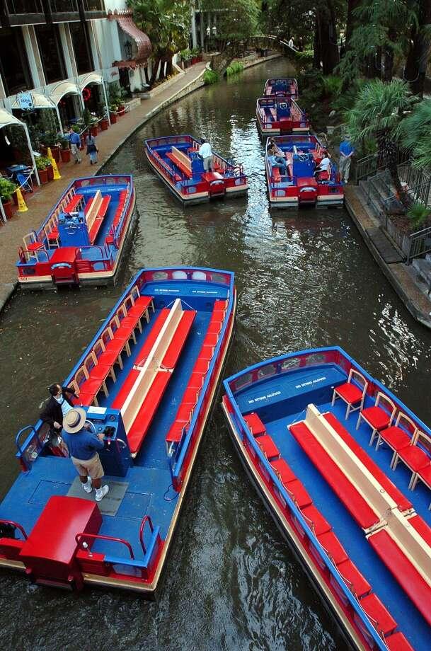 Bribe barge captains and do bumper boats! (SAN ANTONIO EXPRESS-NEWS)